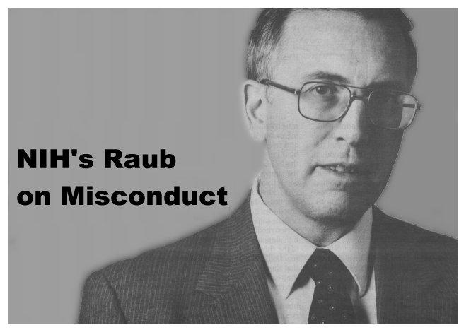 NIH's Raub on Misconduct