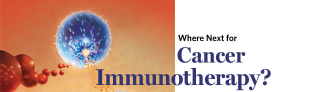 Where Next for Cancer Immunotherapy?