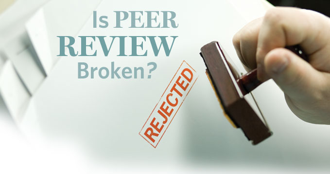 Is Peer Review Broken?