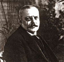 <figcaption>Alois Alzheimer Credit: © National Library of Medicine</figcaption>