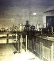 <figcaption>Felix Hoppe-Seyler's laboratory. Credit: Courtesy of T&#252;bingen University Library</figcaption>